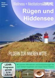 CD-Cover: Wellness- und Meditationsspiel Rügen und Hiddensee - Pilgern zu inneren Mitte