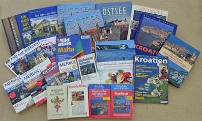 Bücher von Gabriele Walter Reiseführer Sachbücher Kroatien Ostsee Leipzig Bulgarische Märchen Malta