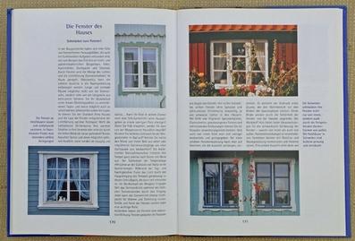 """Blick ins Buch """"Ein Haus aus Holz"""": Die Fenster des Hauses"""