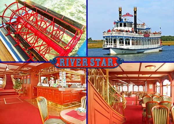 Fahrgastschiff River Star Reederei Poschke