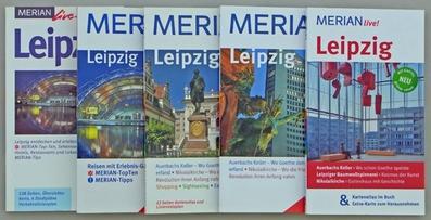Reiseführer Leipzig Merian live!