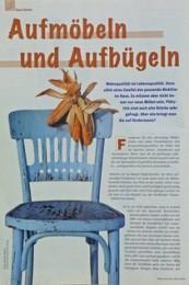 Fachartikel - Möbel-Restaurierung