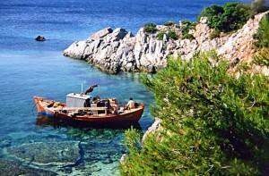 Griechenland: Sporaden-Insel Skopelos