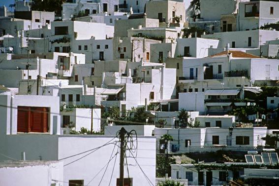 Nördliche Sporaden: Insel Skyros - Hauptstadt