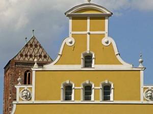 Altstadt Wismar: Hanse-Haus-Giebel