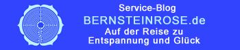 """bernsteinrose-blog Reise- und Relaxblog """"Bernsteinrose"""""""