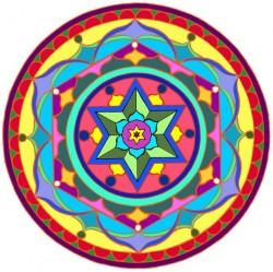 Friedensmeditation Farbmeditation Farbtherapie bunt Kerzenmeditation Kerze Montag Frieden Kerzenlicht Gebet Fürbitte für den Frieden Harmonie auf Erden Heilung