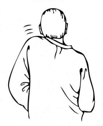 Entspannung Schulter Nacken