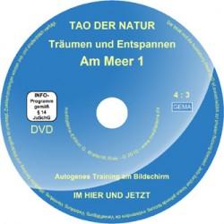 DVD Label Am Meer 1 - Reihe: Tao der Natur