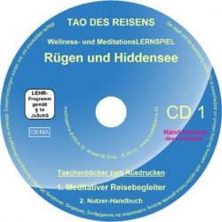 Label Rügen und Hiddensee - CD 1 - Wellness- und Meditationslernspiel