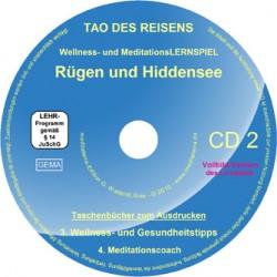 Label Rügen CD 2 - Wellness- und Meditationslernspiel