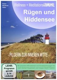 Cover Rügen Hiddensee Wellness- und Meditationslernspiel Pilgern zur inneren Mitte