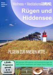 Cover Wellness- und Meditationslernspiel Rügen und Hiddensee