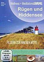 Wellness- und Meditationslernspiel Rügen und Hiddensee CD-Cover - Pilgern zu inneren Mitte.