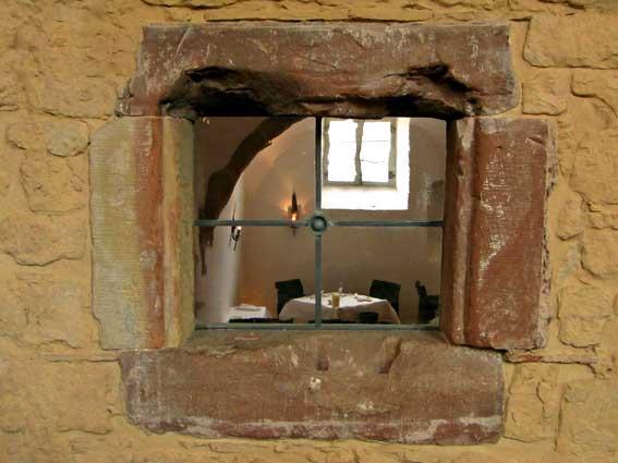Klosterhotel Hornbach ehemaliger Kreuzgang