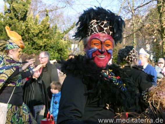 Märchenfigur, Karnevalsumzug Bad Honnef am Rhein