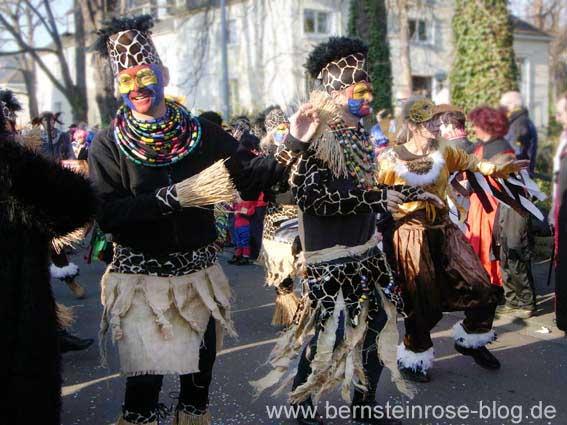 Karneval am Rhein - Umzug Bad Honnef 2013