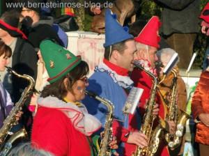 Karneval in Bad Honnef am Rhein, Musikkapelle