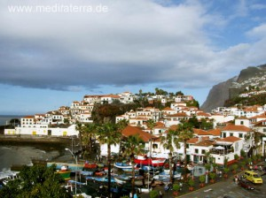 Madeira: Camara do Lobos Fischerhafen