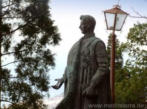 Monte bei Funchal - Kaiser Karl Denkmal