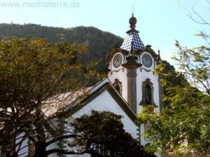 Ponta do Sol - Kirche auf Madeira