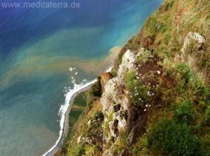 Mirador auf Madeira - Küste bei Gabo Girao