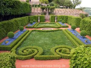 Dornburger Schlösser - Rokokogarten