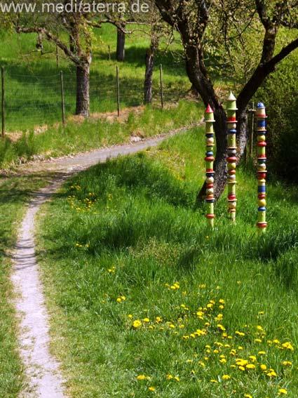 Leutesdorfer Kunst- und Kulturweg am Rheinsteig