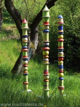 """Kunst- und Kulturweg: """"Vogelstuben am Rheinsteig"""" von Pia Ockenfels aus Leutesdorf"""