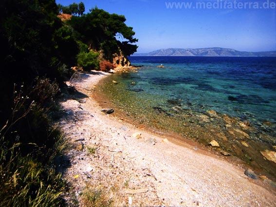 Nördliche Sporadeninseln Griechenland