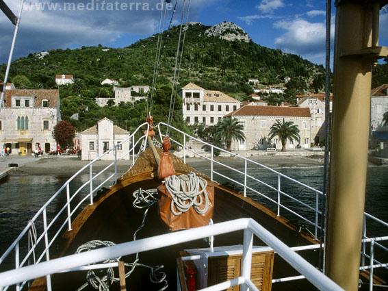 Die Elaphiten-Inseln bei Dubrovnik