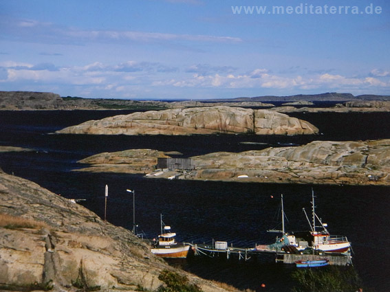 Felsenküste am Skaggerak - Norwegen