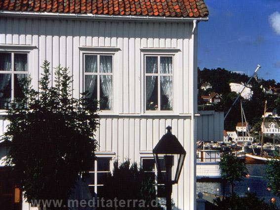 Holzhaus am Skagerrak