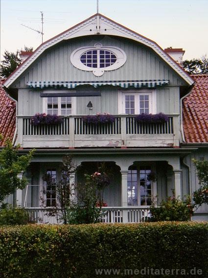 Exjö in Schweden - Holzhaus