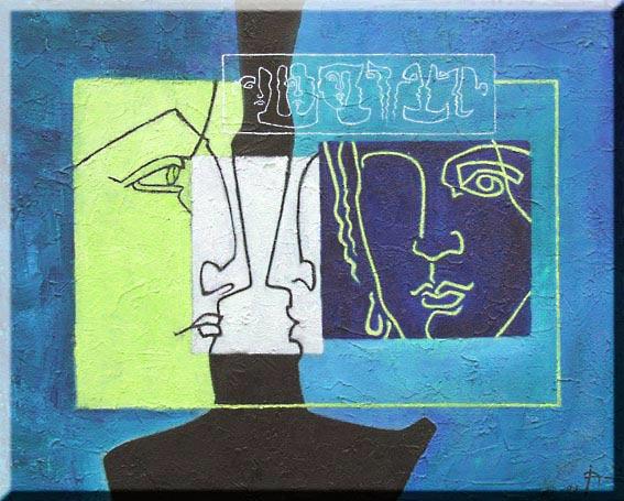 Besuchen Sie unsere interkulturellen Kunstinstallationen!