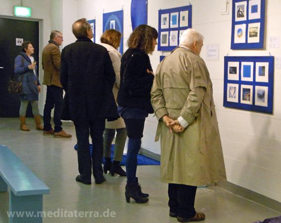 Faszination weltweiter Kunst, Farbe und Meditation - Kulturzentrum Köln-Mühlheim