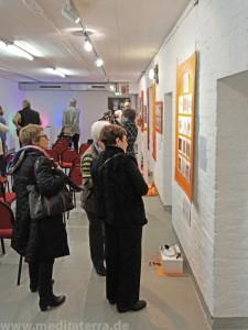 Ausstellungseröffnung in Köln