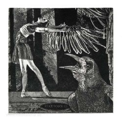 Anke van Westerlaak 1, Netherlands, Spread your Wings and Fly, Intaglio Photopolymer, 13 x 13 cm, 2015