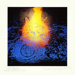 Floki Gauvry 1, Argentina, # 7384, Digital Print, 12 x 12 cm, 2013