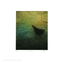 Kelsey Stephenson 2, Canada, Venture, Etching, Mezzotint, Digital, 9 x 7,5 cm, 2013