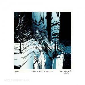 Serge Koch 2, Luxembourg, Sound of Nature 2, Digital Print, 10 x 10 cm, 2010