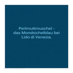 Haiku-Gedicht, Lido di Venecia, Gabriele Walter
