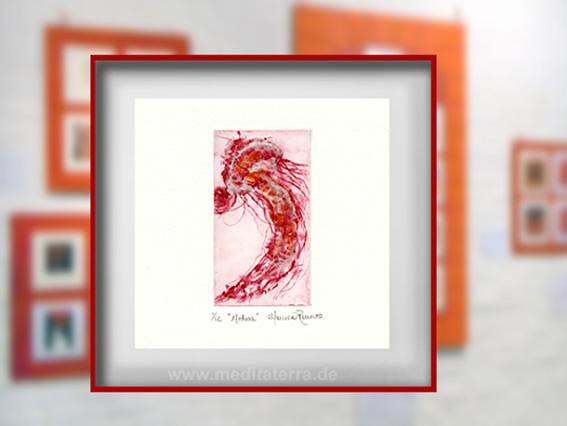 Klein ist groß: Monica Romero Davilas Collage hat einen der Excellence-Jury-Preise der Internationalen Kunstinstallation 2016 gewonnen!