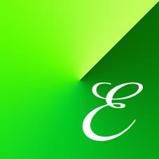 Vokal E - meditaterra - Farbe Grün