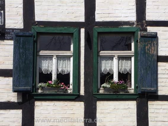 Fachwerkhaus - Fenster