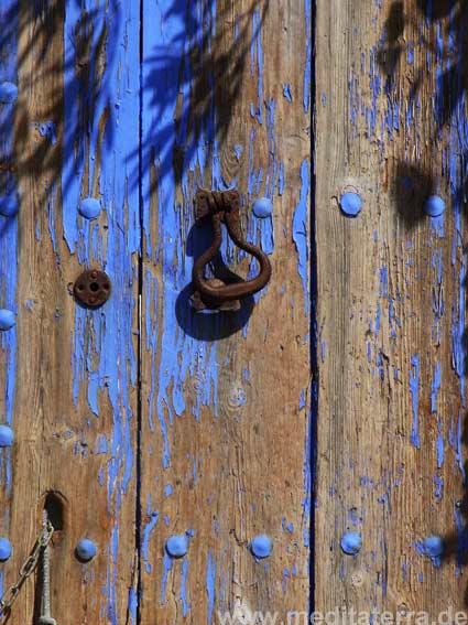 Das Blau der Provence