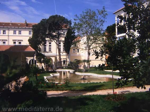 Hotel-Eiland St. Katharina