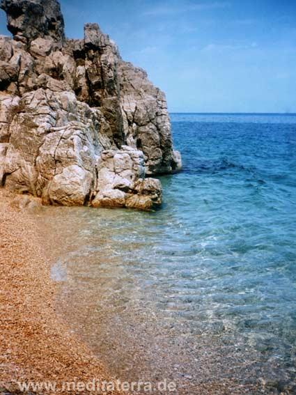 Auch im September herrschen auf Istrien angenehme Badetemperaturen