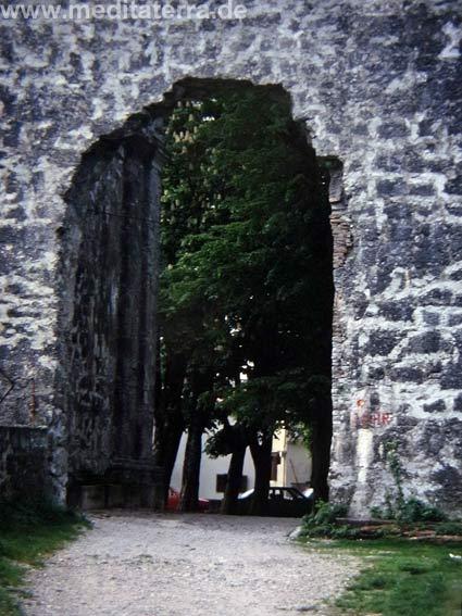 Romantisches Mittelalter in Kastav bei Rijeka