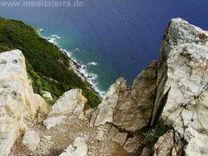 Blick vom Aussichtspunkt Punta Manara